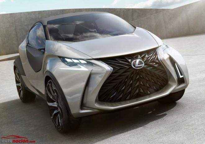 Lexus LF-SA: Las primeras imágenes del concept que podría derivar en un modelo de acceso a la nipona