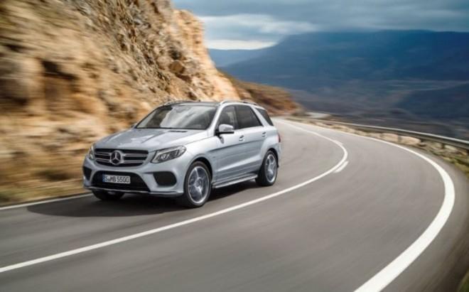 Filtradas las primeras imágenes del Mercedes-Benz GLE: Más que un lavado de cara, un nuevo rumbo