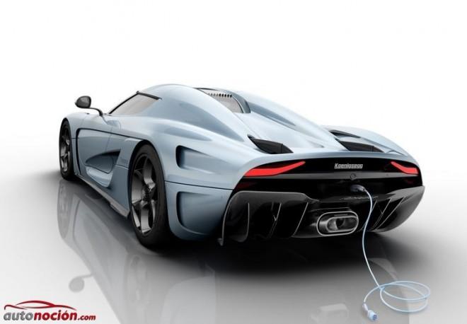 Acelerar de 0 a 400 km/h en 20 seg tiene nombre y precio: Koenigsegg Regera por 2.1 millones de euros
