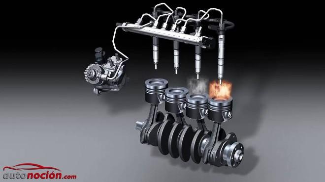 Inyección en motores diésel