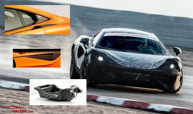 Primeros detalles del McLaren 570S Coupe: Un modelo de acceso que promete…