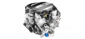 motor v6 cadillac twin turbo