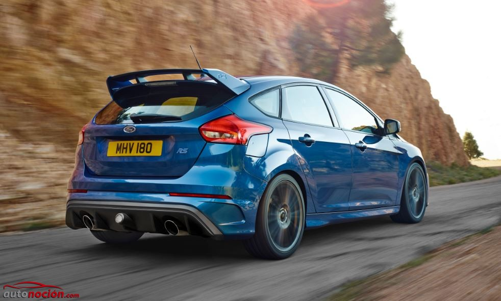 new ford focus rs