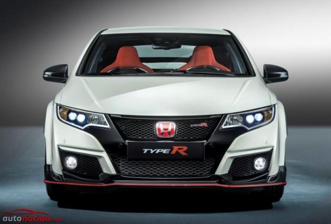 El Honda Civic Type R partirá de 34.500 euros: Un cohete Made in Japan