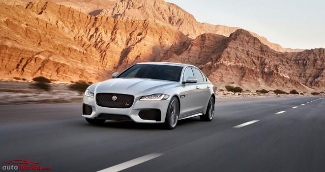 Así es el Nuevo Jaguar XF: Listo para liderar el segmento de las berlinas medias Premium