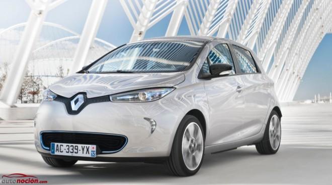 El Renault ZOE aumenta su autonomía hasta los 240 km y reduce su tiempo de carga