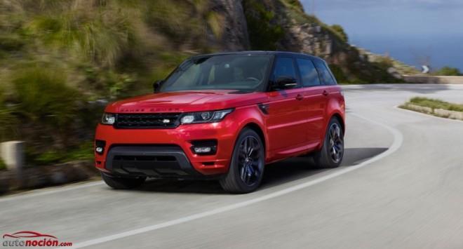 Range Rover Sport HST: El escalón previo a las altas prestaciones del SVR