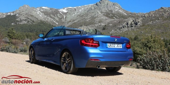 serie 2 cabrio bmw 2015 estoril blau