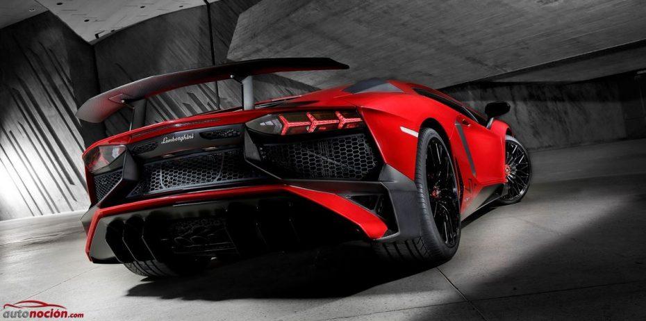 """Lamborghini cuelga el cartel de """"Agotado"""" en el Aventador LP750-4 SV: ¿Dinero fácil para la marca?"""