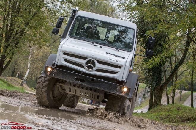 Mercedes-Benz Unimog U 4023 y U 5023: Hasta el fin del mundo