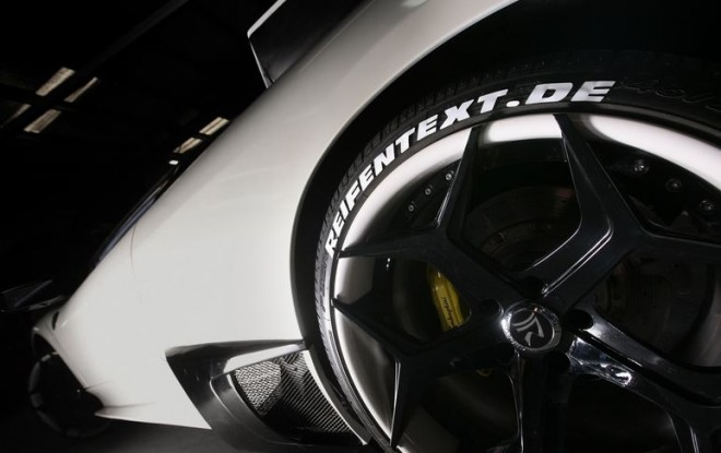 Ya puedes personalizar tus neumáticos en casa: Fácil, sencillo y en cierto modo, también barato