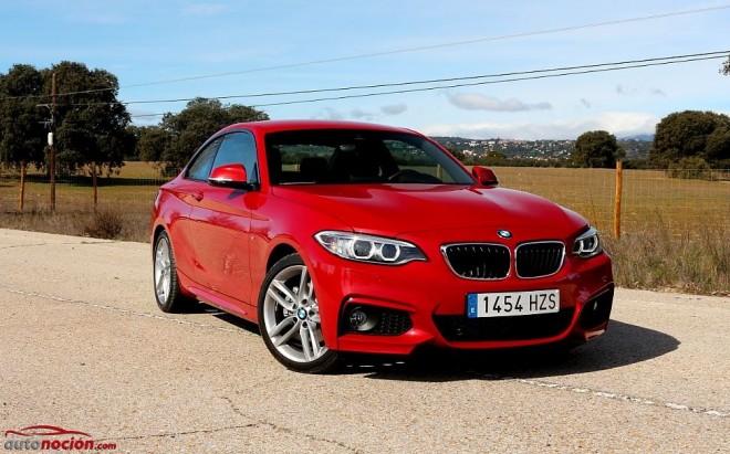 Prueba BMW 220d Coupé M Sport: 100% BMW