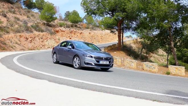 Prueba Peugeot 508 2.0 BlueHDi 150 cv: El León del segmento D luce nueva melena