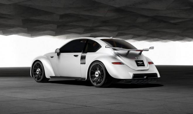 Ojo con Beetle de Alpera Motors: Al estilo del 74 pero con un motor Boxer turbo con más de 500 cv