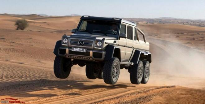 Bye, Bye, Mercedes G 63 AMG 6×6: La despedida del bestial pickup germano