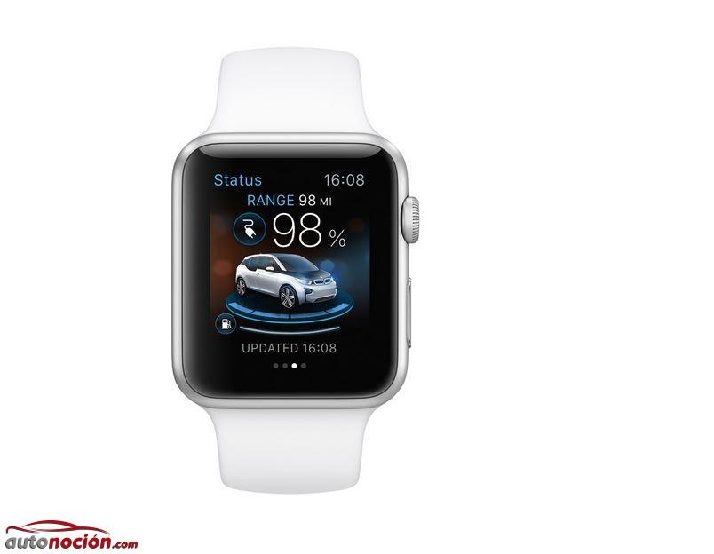 BMW y Porsche muestran sus aplicaciones para Apple Watch: Máximo control en la muñeca
