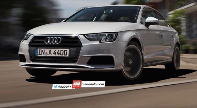 ¿Será este el aspecto definitivo del nuevo Audi A4?: Una aproximación bastante realista