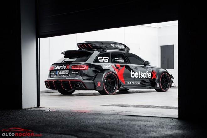 Simplemente bestial: 1.000 CV y un diseño del DTM para el último Audi RS6 de Jon Olsson