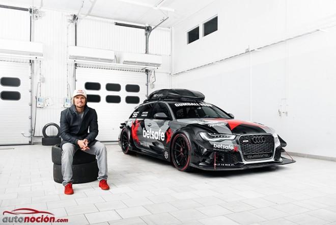 Robado y calcinado en Ámsterdam: El triste final del Audi RS6 de 1.000 CV de Jon Olsson
