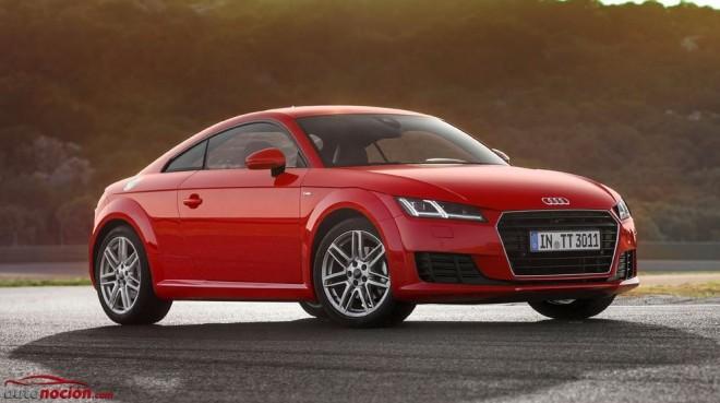 Audi TT 1.8 TFSI 180 cv: la motorización de acceso baja el precio del modelo hasta los 36.620 euros