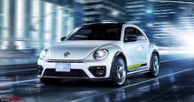 La Beetle Manía se apodera de la Gran Manzana: Volkswagen presenta 4 conceptos para todos los gustos