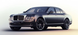 "Bentley Mulsanne Speed ""Blue Train"" By Mulliner"