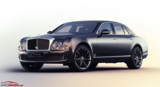 "Mulsanne Speed ""Blue Train"" By Mulliner: Recuerdos nostálgicos de uno de los Bentley más legendarios"