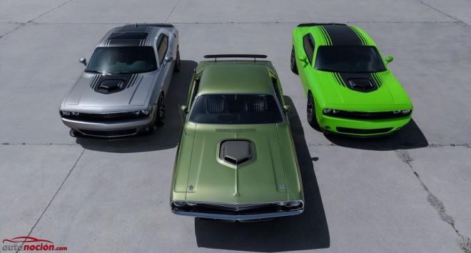 Dodge sorprende en Nueva York con una edición especial del Challenger con un aspecto aun más imponente