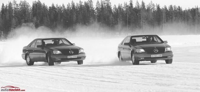 El ESP cumple 20 años en la carretera: El primer modelo en equiparlo fue el Mercedes-Benz S 600 (C 140)