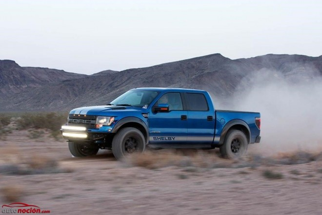 Ford Raptor 'Baja 700' Edition: Un pick-up de 700 CV bestial