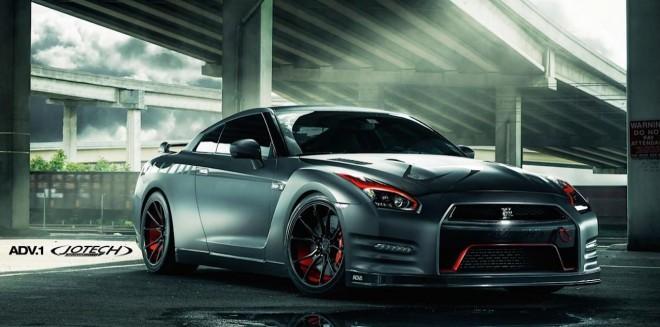 Esto es lo que pasa cuando a un Nissan GT-R le añades 87.372 euros de modificaciones