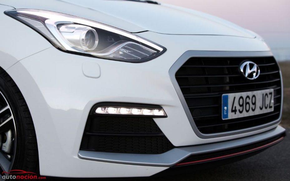 ¡Cazado! El Hyundai i30 más picante ya rueda por las inmediaciones del Infierno Verde