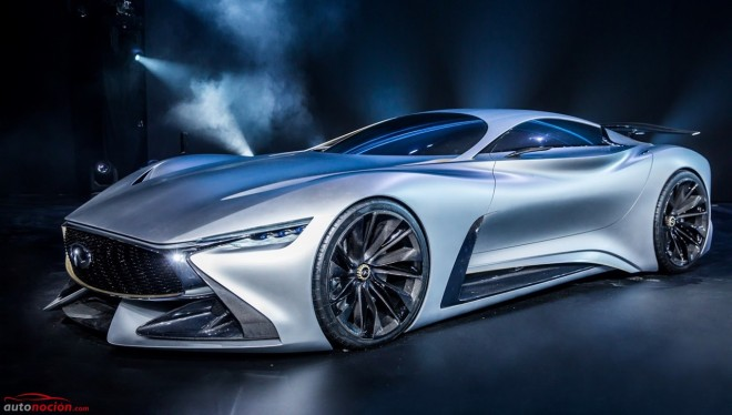 Infiniti Vision GT Concept: del Gran Tursimo 6 a la más pura realidad