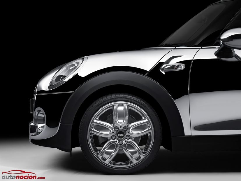 MINI chrome line exterior llantas