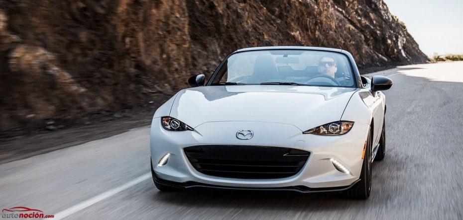El nuevo Mazda MX-5 aterriza en España con ofertón de lanzamiento