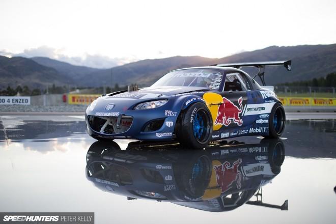 El Mazda MX-5 más radical para hacer drifting tiene más de 1.000 cv