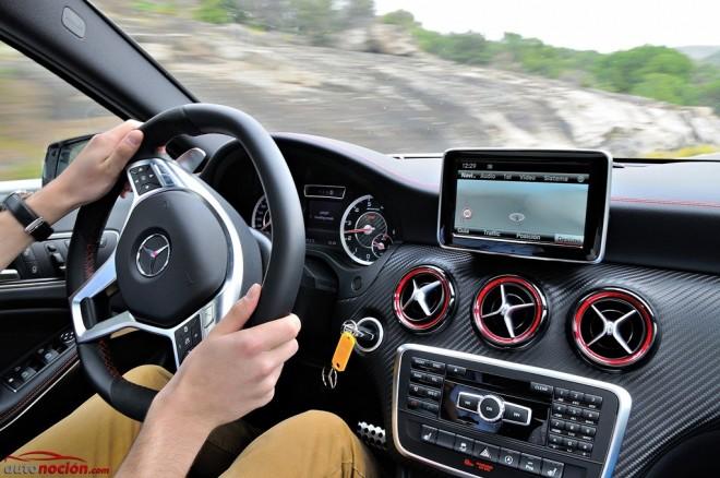 Caravana Mercedes-AMG: Nos ponemos al volante de los modelos más picantes de la marca de la Estrella