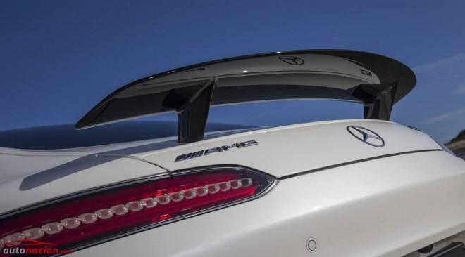 Mercedes-AMG trabaja en tecnología de conducción autónoma, ¿queremos coches deportivos autónomos?