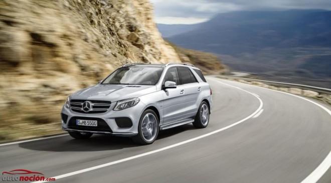 Ya conocemos los precios del nuevo Mercedes-Benz GLE: Parte de los 60.125 euros