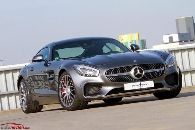 Posaidon retoca el motor V8 biturbo de 4.0 litros de Mercedes-AMG: Más salvaje que nunca