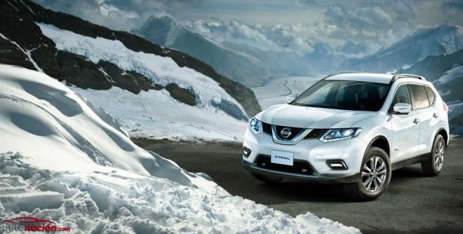 El Nissan X-Trail híbrido comienza su andadura en Japón…