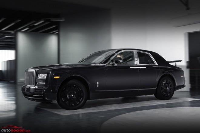 La primera mula del SUV de Rolls-Royce ya es oficial y luce este peculiar aspecto