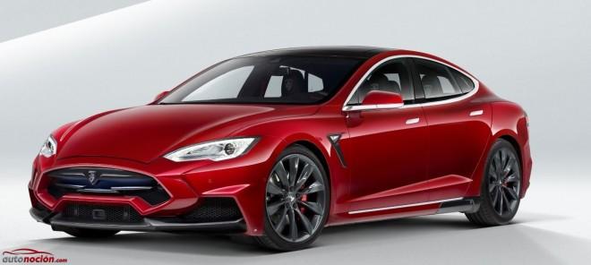 Larte Design mete mano al Tesla Model S y al Range Rover Sport