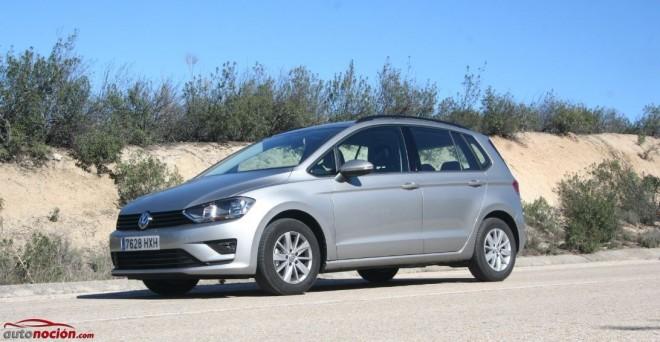 Prueba Volkswagen Golf Sportsvan Edition 1.6 TDI 110 cv: Más enfocado a las familias que nunca