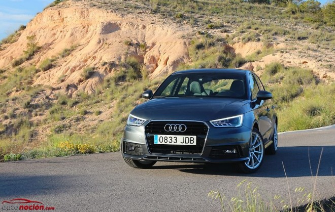 Prueba Audi A1 Sportback 1.4 TFSI 150 cv: Tecnología al servicio de la eficiencia