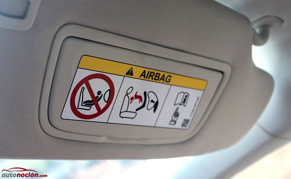 airbag mondeo