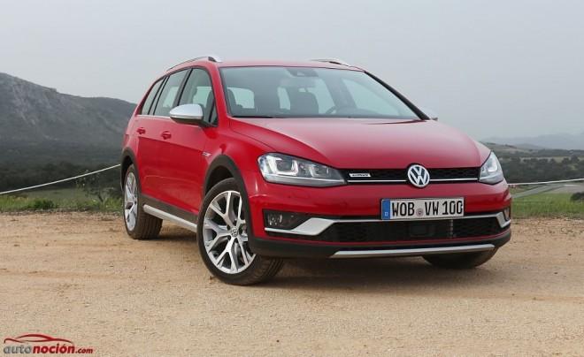 Prueba Volkswagen Golf Alltrack 2.0 TDI 184 cv DSG6: Puede llevarte mucho más lejos de lo que te puedes imaginar