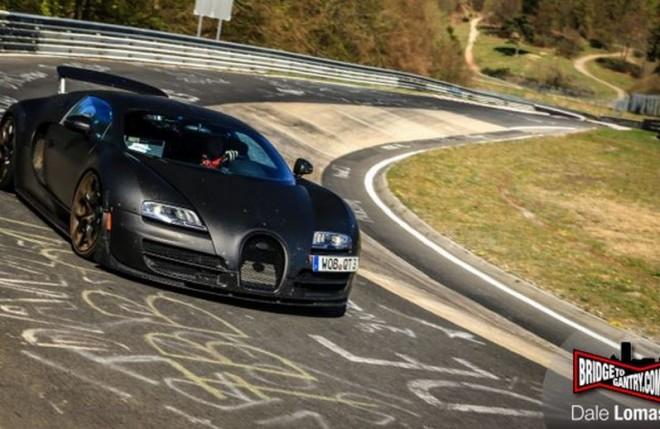 El próximo «Gran Bugatti» ya rueda camuflado por Nürburgring, ¿Qué debemos esperar de él?