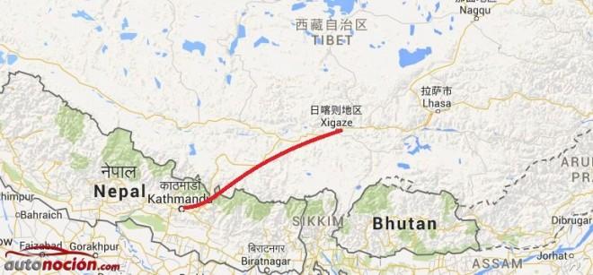 Y ahora China pretende construir un macro túnel por debajo del Himalaya: Estas ideas chinas…