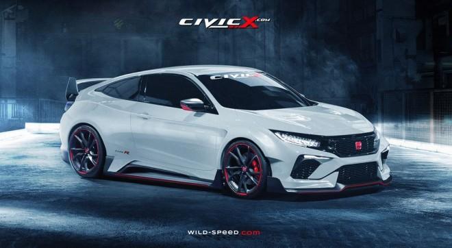 Si Honda saca este Type R en USA, nos cambiamos de país… ¿Qué os parecen las especulaciones?